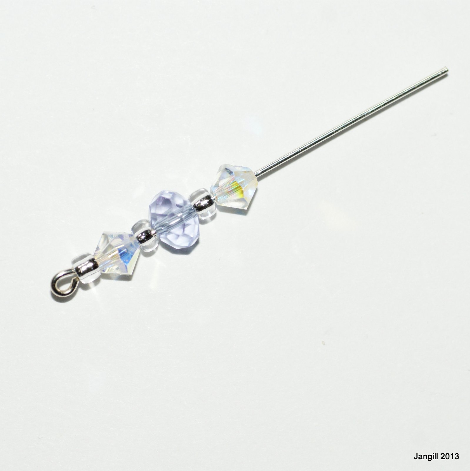 Jan Gill: Very Easy Earrings Tutorial.