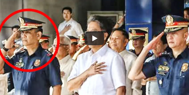 Solid Supporter Ni Mar Roxas Na Narco Pnp Retired Gen. Garbo! Hinahabol Na Ng NBI