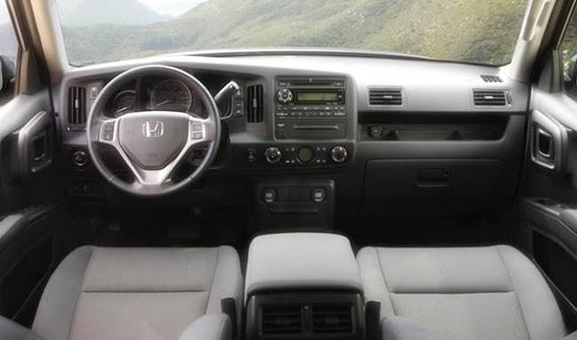 2018 Honda Ridgeline Redesign
