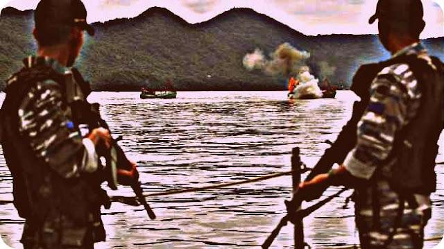 Polisi Tingkatkan Pengamanan Perairan Maluku Utara