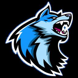 logo serigala mentahan