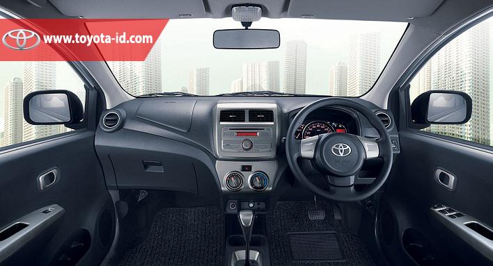 New Agya Trd Hitam All Yaris Sportivo 2017 Perbedaan Antara Toyota Tipe E G Dan Interior Menggunakan Warna Dengan Kombinasi Silver Sehingga Lebih Terkesan Mewah