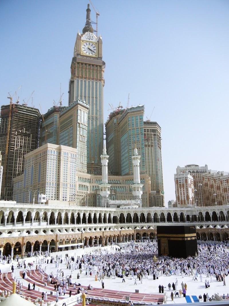 Catatan dari Tanah Suci: Masjidil Haram dan Kisah Pilu dari NegeriSeberang (3)