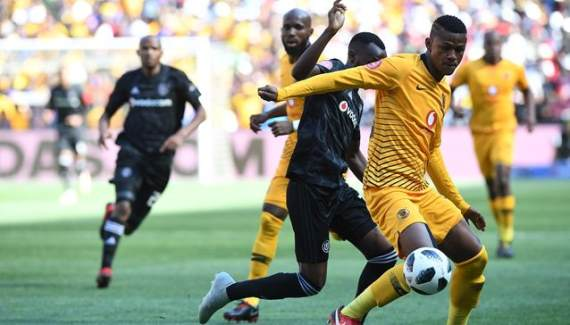 Khune admits defensive errors in Soweto Derby