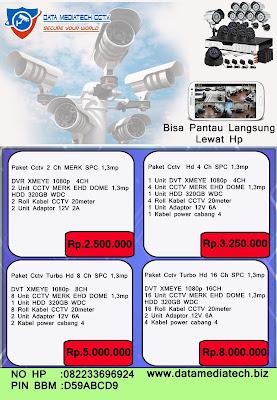 Brosur Paket CCTV SPC