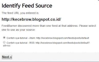 Cara Terbaru Membuat FeedBurner dan Memasangnya di Blog dengan Mudah