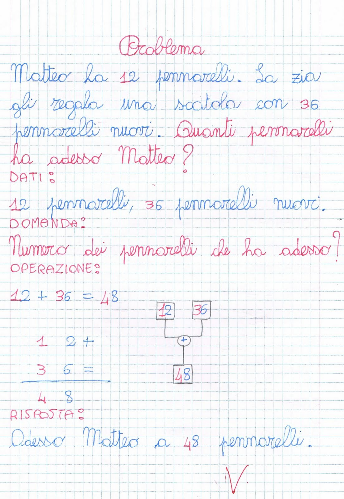 Stampa immagine! Operazioni Matematiche Esercizi ...