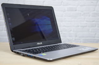 Asus K555LB Laptop Full Drivers & Manual For Windows 10, 8.1 And 7