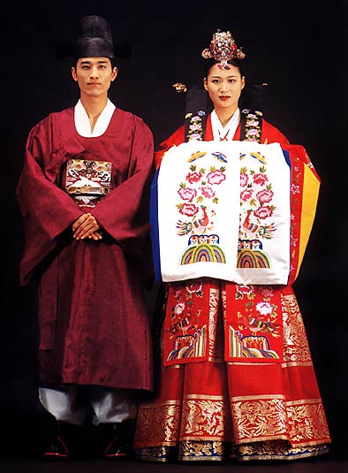 Korean Traditional Wedding Dresses Pakistani Amp Indian