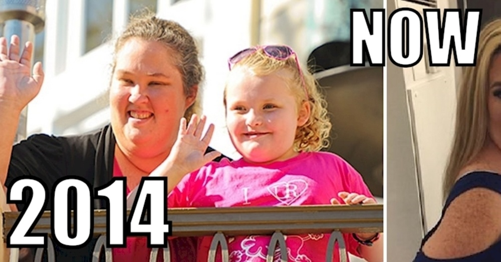 Honey Boo Boo's Mom Just Lost A TON Of Weight. Look At Her Now…