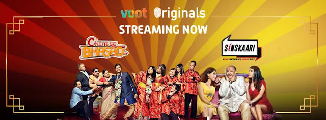 'Chinese Bhasad'  Web Series on VOOT and YouTube | Plot Wiki,Cast,Image