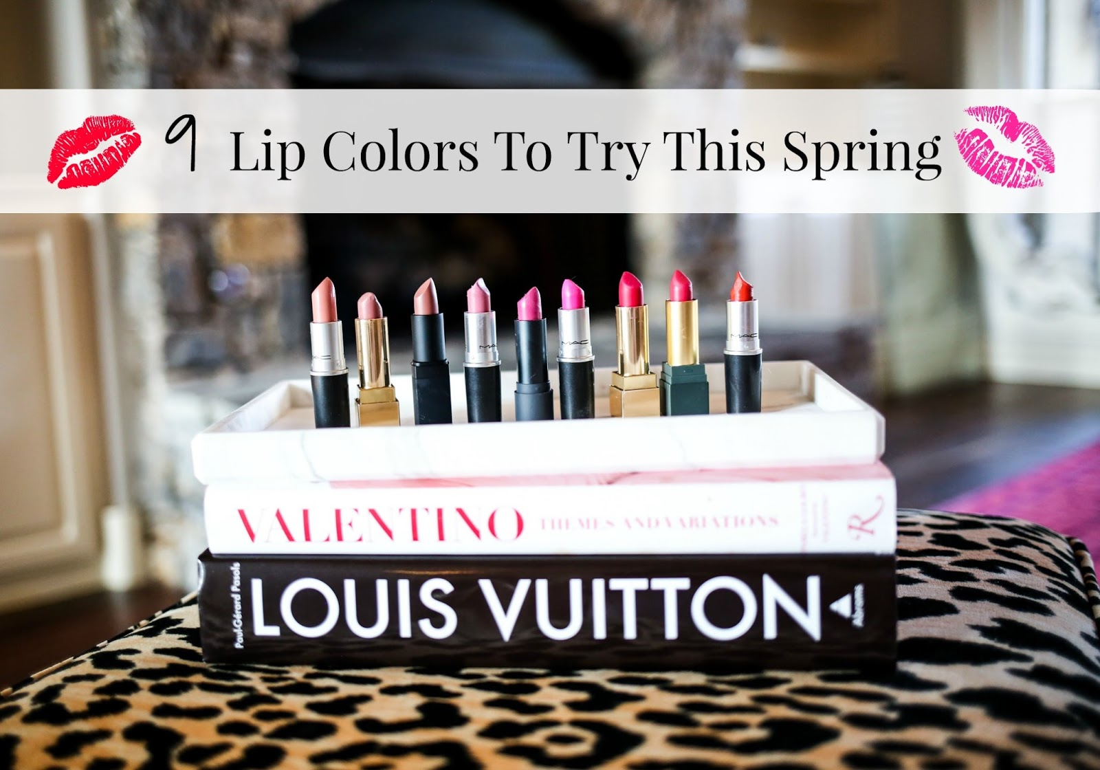 9 Go-To Lip Colors For Spring | The Sweetest Thing