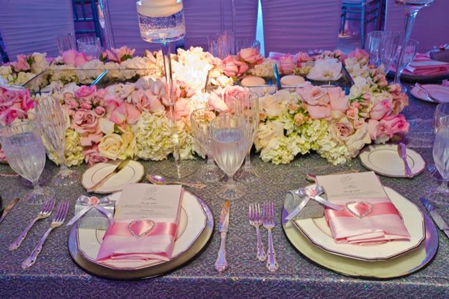 Pink Wonderland Wedding Decor - Belle The Magazine