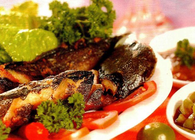 Masak Ikan Lele Panggang