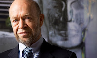 Dr James Hansen, pictured in 2012 (Photograph Credit: Murdo MacLeod for the Guardian) Click to Enlarge.