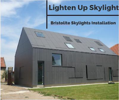 Bristolite Skylights Installation
