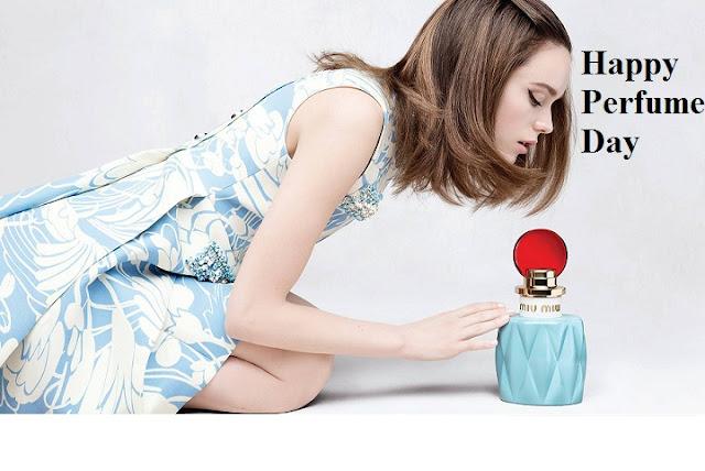 Perfume Day Whatsapp Status, DP, Facebook, Instagram, Reddit, Hike, Twitter, Images, Timeline.