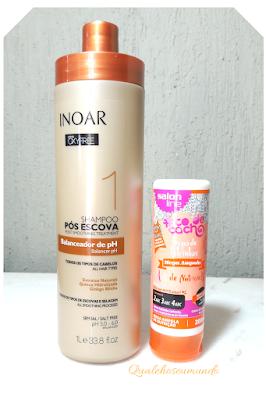 shampoo para progressiva