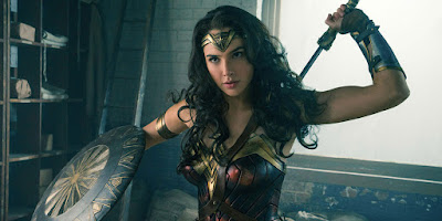 Wonder Woman: A political, philosophical and theological review Part 1.