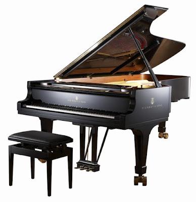 Đàn Piano Mỹ và piano châu Á