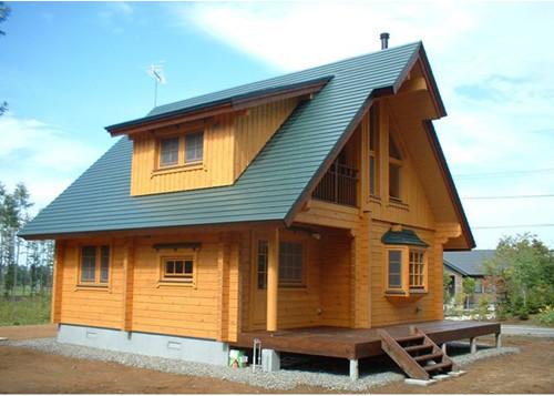 Model Desain Rumah Kayu Minimalis dan Sederhana Berbagai