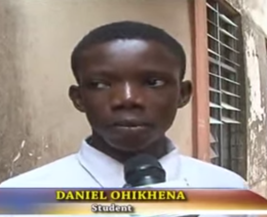 Stowaway kid, Daniel Ohikhena, still wishes to travel abroad 2 years after stowaway incident