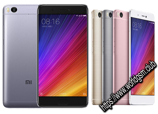 Xiaomi Mi 5s Official Firmware is Full Free Download