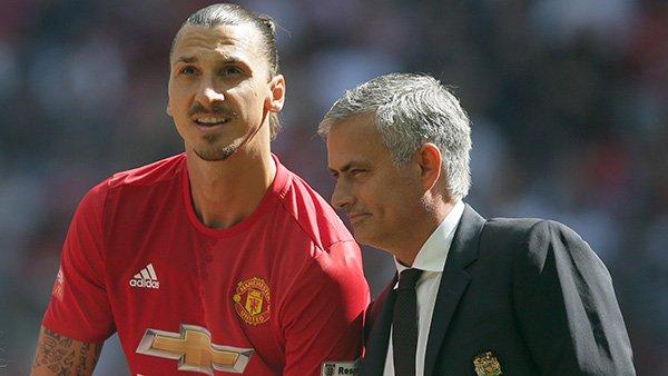 Mourinho thông báo tin không thể vui hơn về Ibra