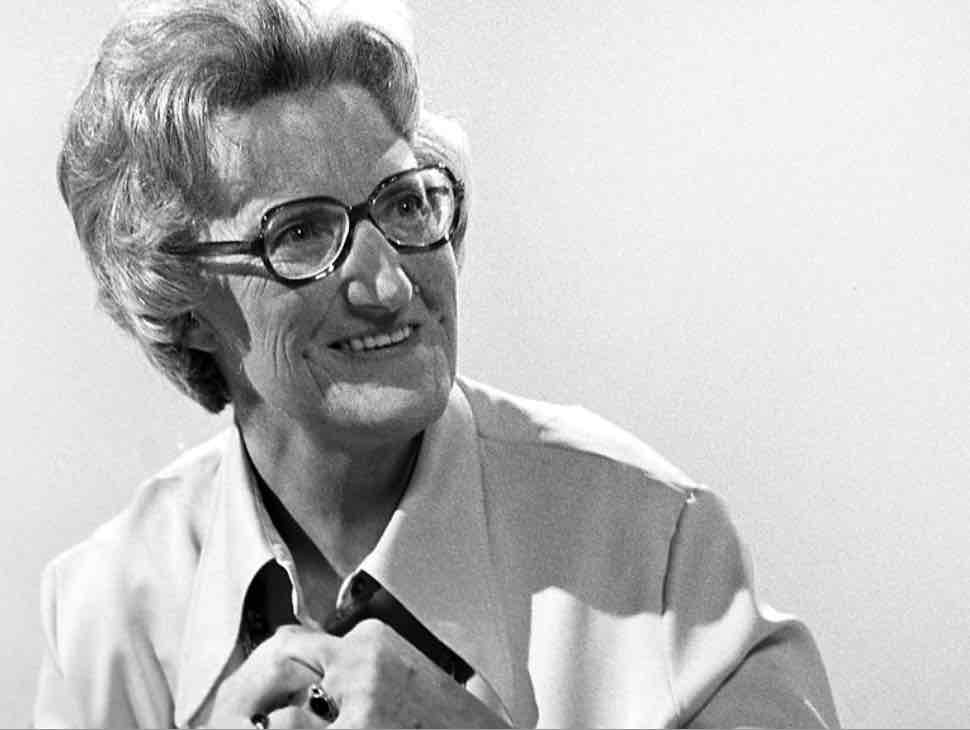 a podcast with dame cicely saunders geripal geriatrics