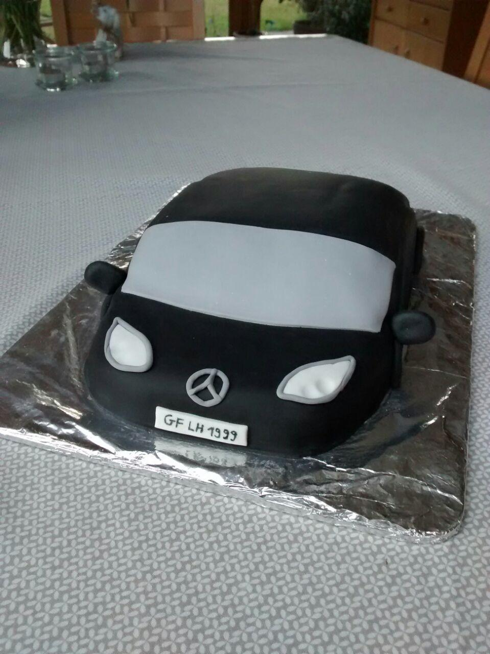 Twinke Baking Auto Torte