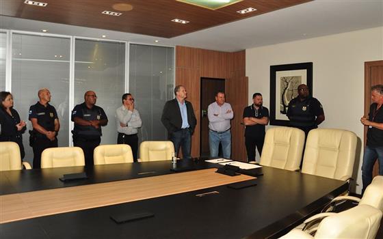 Guarda Municipal de Ponta Grossa (PR) firma parceria para qualificação