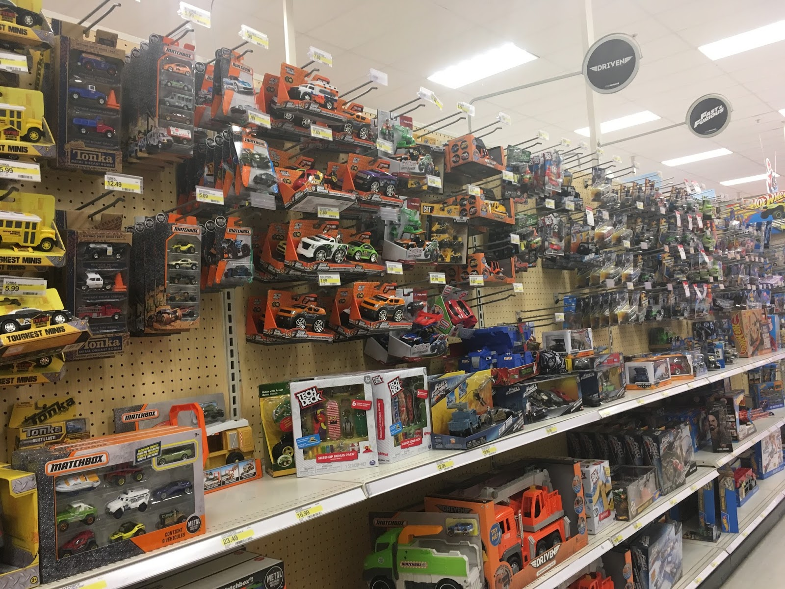 Haley Yañez: Toys in Target