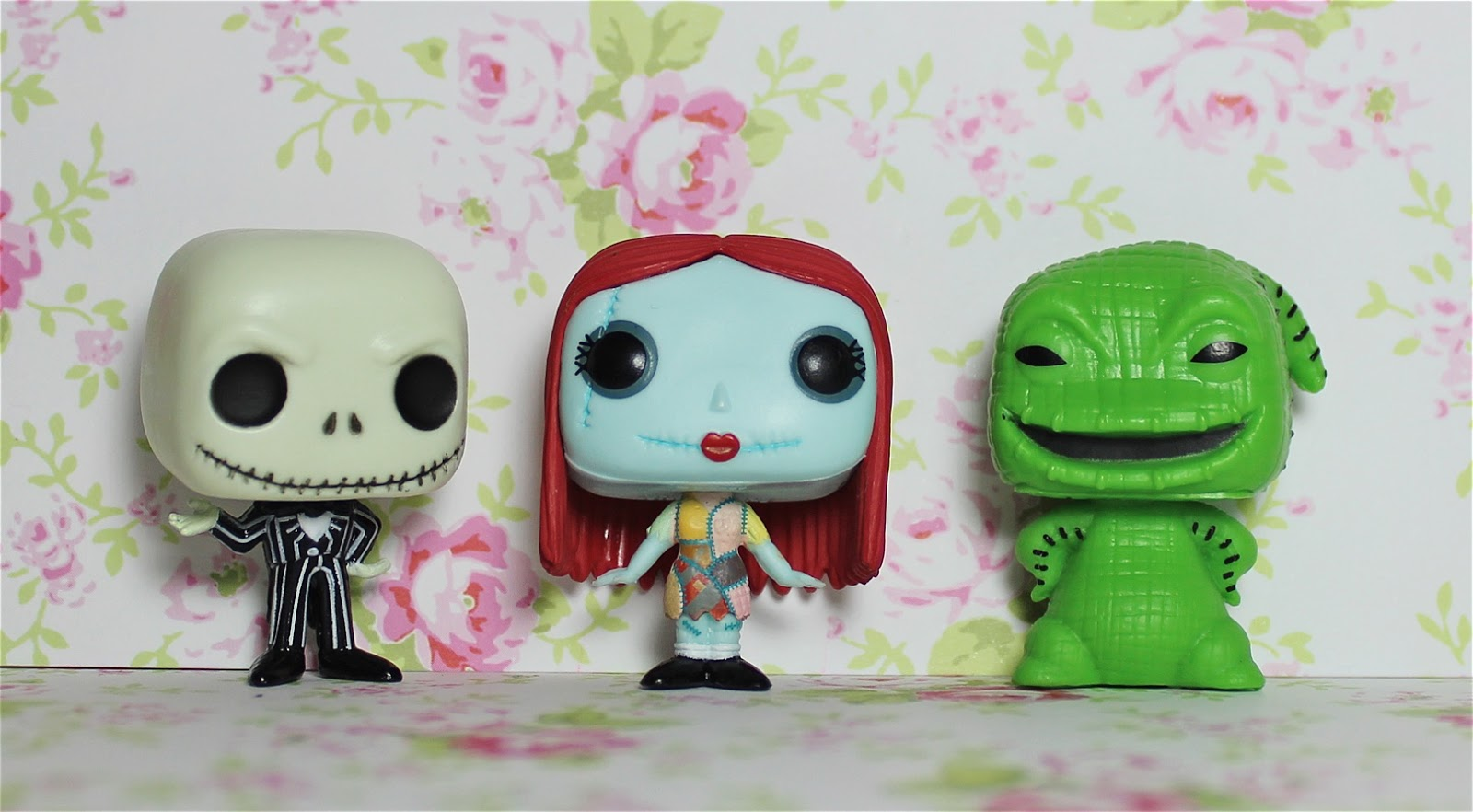 nightmare before christmas pocket funko pops