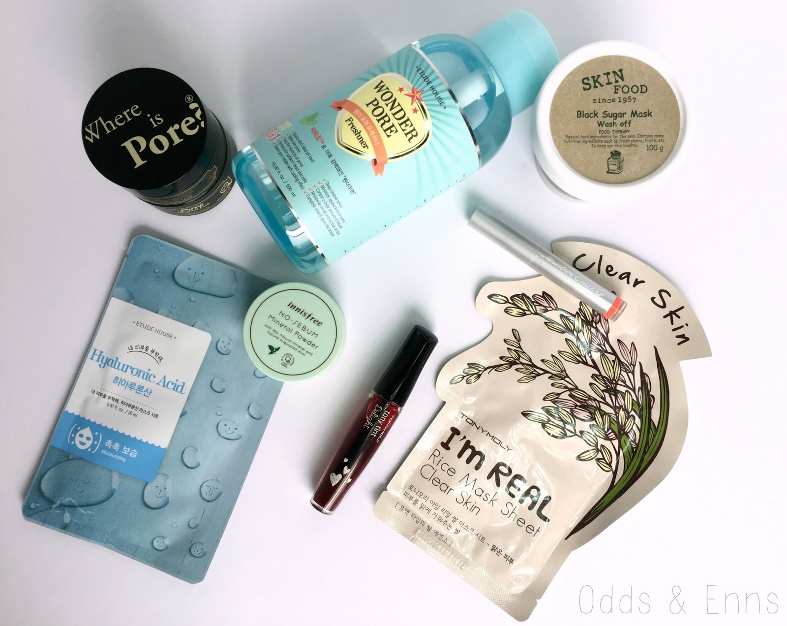 Favorite Korean Beauty Products Under $10