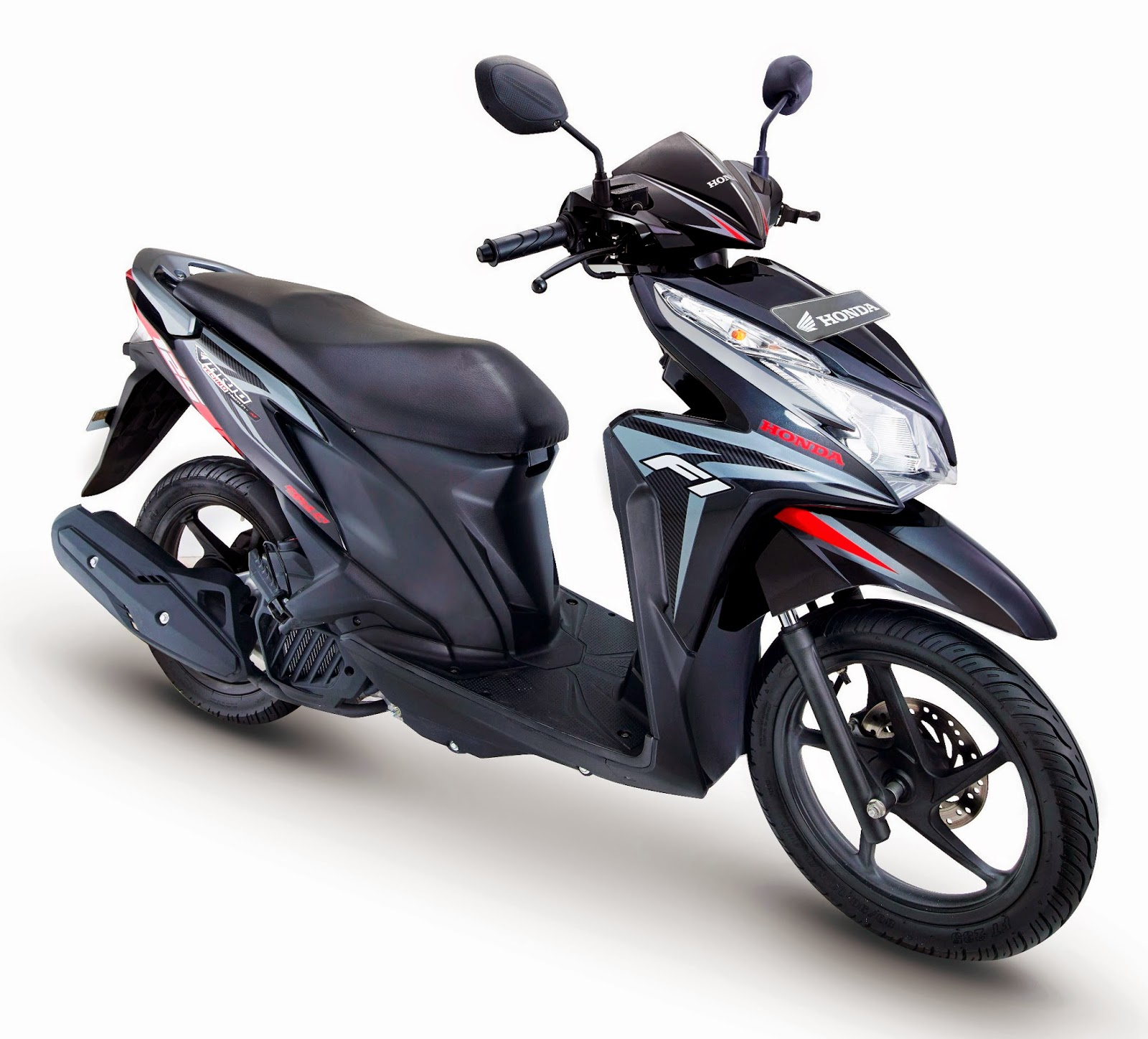 Gambar Motor Honda Vario 125 Iss Foto Modifikasi Honda Terbaru