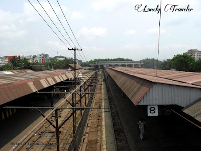 Old Railway Station - Chittagong