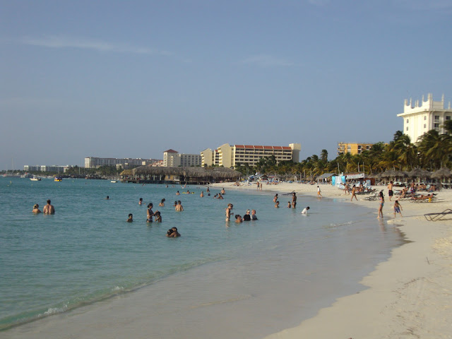Palm Beach - Aruba
