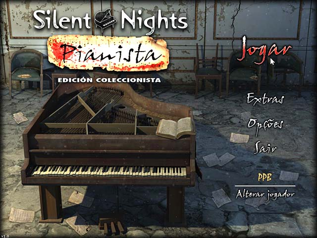 Silent Nights - A Pianista