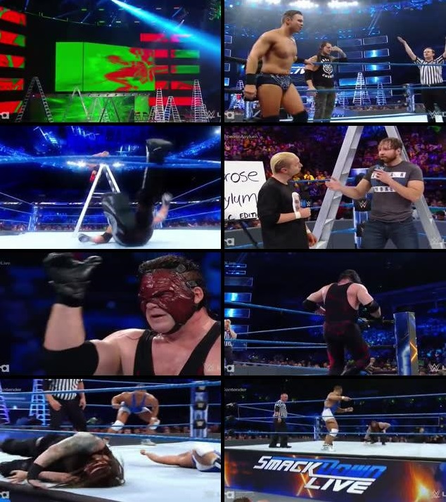 WWE Smackdown Live 29 November 2016 HDTV 480p