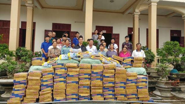 Toàn cảnh lũ lụt tại Ninh Bình và hoạt động cứu trợ tại Thanh Hoá - Ảnh minh hoạ 30