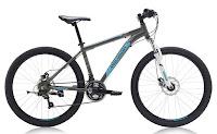Sepeda Gunung Polygon Monarch 4.0 26 Inci Grey
