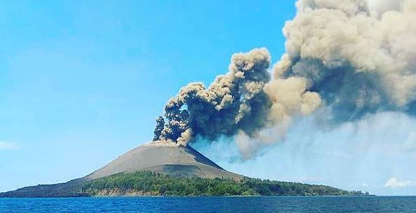 Biadab, Ada Orang Maling Alat Deteksi Gunung Krakatau, Penyebab Tsunami?
