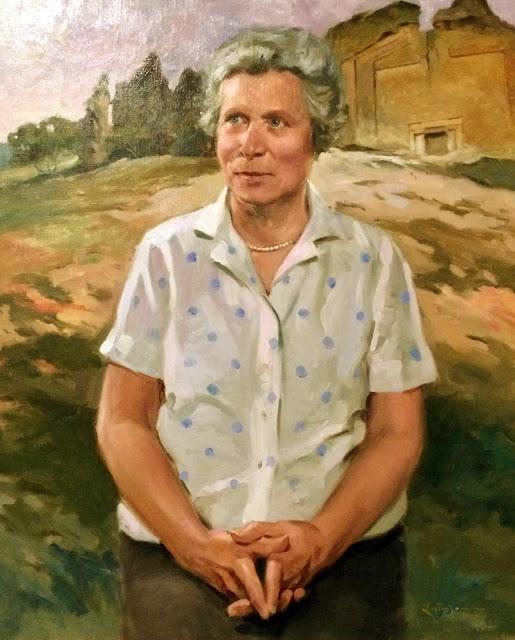 C.H. Emilie Haspels, Ben Lustenhouwer, International Art Gallery, Self Portrait, Art Gallery, Ben Lustenhouwer, Portraits of Painters, Fine arts, Self-Portraits, Painter Ben Lustenhouwer