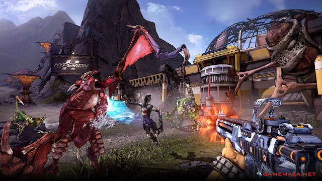Borderlands 2 Gameplay Screenshot 3
