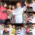 Camat Dua Koto Serahkan Hadiah Kepada Pemenang Lomba HUT RI KE - 73