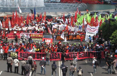 May Day Hari Buruh Dunia