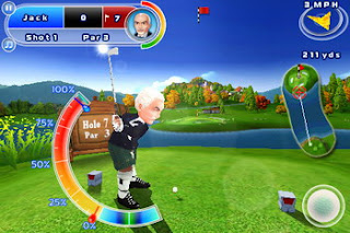 Let's Golf! 2 iPhone game available for download 1