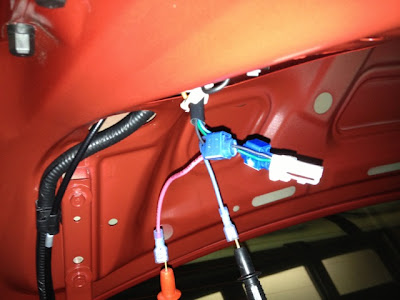 diary of a mad overlord: add a rear-view camera to a 2012 ... silverado rear view mirror wiring diagram #14