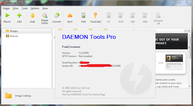 DAEMON Tools Pro Full Version