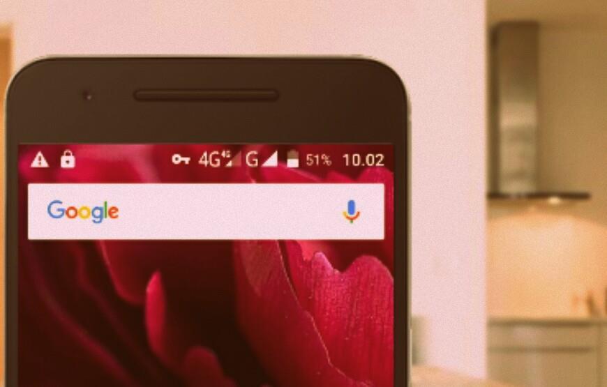 Lock 4G LTE di semua smartphone Android